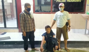 Polsek Pademawu Pamekasan Ringkus Pengedar Sabu