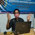 Refleksi Akhir Tahun Jurnalis Untuk Polres Pamekasan