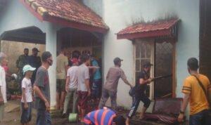 Rumah Warga Di Ogan Komering Ilir Dilalap Si Jago Merah
