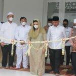 Said Abdullah Resmikan Masjid Ayu Winarti Said di Ponpes Al Karimiyah