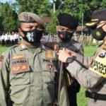 Polres Bondowoso Terjunkan Ratusan Personil Pegamanan Nataru