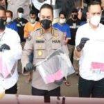 Polda Jatim Ungkap Kasus Curas dan Curat Warga Lumajang