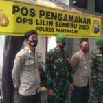 TNI Polri Amankan Gereja Selama Masa Nataru di Pamekasan