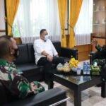 TNI AD Siap Dukung Perketatan Kota Surabaya