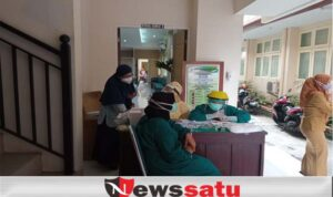 Anggota Komisi II DPRD Kota Probolinggo Dilakukan Swab Antigen