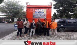 BPBD dan Relawan Distribusikan Bantuan Sulbar dari Warga Pamekasan