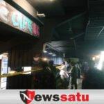 3 Cafe Di Sumenep disegel Petugas Gabungan
