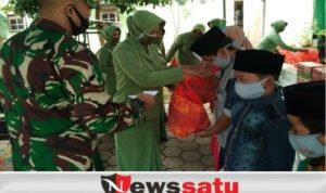 Peranan dan Dukungan Istri Prajurit Dimasa Pandemi di Pamekasan