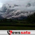 BPBD Kota Probolinggo Himbau Warga Pakai Masker Adanya Hujan Abu