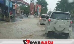Kota Bahari Sampang Kembali Direndam Banjir