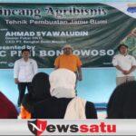 PC PMII Bondowoso Gandeng Dewan Pakar HKTI Gelar Sekolah Agribisnis