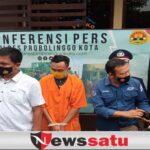 Polres Probolinggo Kota Tangkap Pelaku Pembunuh Wanita Di Kamar Kos