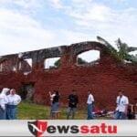 Bangunan Benteng Zaman Belanda Di Kota Probolinggo Dijadikan Wahana Foto Selfie