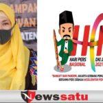 HPN 2021, Nurfitriana Busyro Ajak Insan Pers Tangkal Hoaks