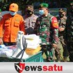 Dandim 0828 Pimpinan Gelar Pasukan Disiplin Prokes di Sampang