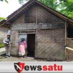 Tak Ada Perhatian Pemerintah, Nenek Di Bondowoso Harus Tinggal Di Gubuk Reyot