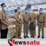Wabup Irwan Resmikan Gerai Produk UMKM di Indomaret