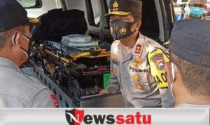 250 Unit Sepeda Motor dan 2 Unit Ambulance Untuk Kuatkan Kinerja Bhabinkamtibmas di Jatim