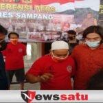 Peras Kontraktor, Dua Oknum LSM Dibekuk Polres Sampang