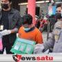 Satreskoba Polrestabes Bekuk Pengedar Sabu Sistem Ranjau di Surabaya