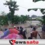 Sungai Legundi Meluap, Dua Kelurahan Terendam Banjir