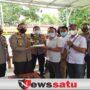 Wartawan Bondowoso Bersama Polisi Rayakan HPN 2021