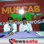 Empat Kali Ahmad Dhafir Dipercaya Nahkodai DPC PKB Bondowoso