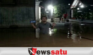 Hujan Deras, 2 Desa Di Kabupaten Probolinggo Terendam Banjir