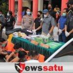 Polrestabes Surabaya, Kembali Ungkap Kasus Narkoba yang Libatkan Oknum Polisi