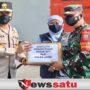Forkopimda Jatim Kirim Sembako Dengan KRI Tanjung Kambani 971 Ke NTT