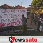 Pemuda dan Nelayan Buat Petisi Penolakan Pengeboran Migas di Pamekasan