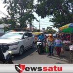 Jelang Ramadhan, Penjual Bunga Musiman Menjamur Di Kota Probolinggo