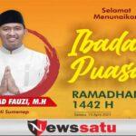 Ramadhan, Bupati Sumenep Himbau Pengusaha Tempat Rekreasi Dan PKL