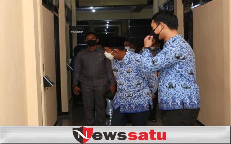Bupati Fauzi, Absensi Online Tingkatkan Disiplin Kerja ASN Di Sumenep