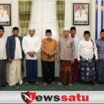 Bupati Sampang Silaturahmi Dengan Parpol