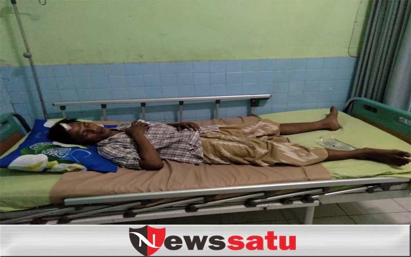 Diduga Dibacok Keponakannya, Pasutri Di Probolinggo Dilarikan Ke Rumah Sakit