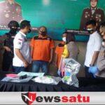 Dua Kurir Sabu Asal Pamekasan Diciduk Satreskoba Polres Tanjung Perak Surabaya