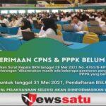Ini Alasan Rekrutmen CPNS dan PPPK Di Jatim Tertunda