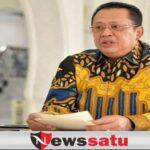 Ketua MPR RI Bamsoet, Tanggapi Capaian Kinerja 100 Hari Kapolri
