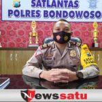 Polres Bondowoso Bangun Pos Pengamanan Larangan Mudik