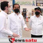 Presiden Jokowi Resmikan PSEL Surabaya