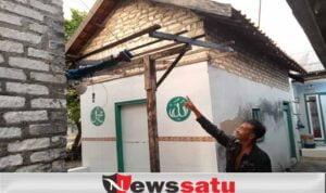 4 Rumah dan 1 Musholla Diporakporandakan Angin Kencang di Pamekasan