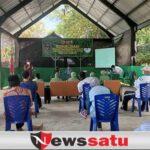 Bela Negara dan Wasbang Jadi Sasaran Non Fisik TMMD Ke 111 TA 2021 KODIM 828 Sampang