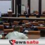 DPRD OKI Gelar Paripurna Raperda Pertanggungjawaban Pelaksanaan APBD Tahun 2020