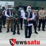 Gubernur Khofifah Gandeng Forkopimda Jawa Timur Pantau Vaksinasi Masal Di SampangGubernur Khofifah Gandeng Forkopimda Jawa Timur Pantau Vaksinasi Masal Di Sampang