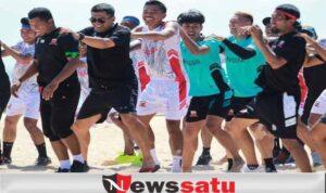 Ikuti Sesi Outbound, Tim Madura United Pupuk Kekompakan dan Kesolidan Tim