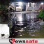 Ini Titik Genangan Air Paska Guyuran Hujan Deras di Kabupaten Pamekasan