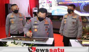 Kapolri Resmikan Gedung Presisi Polres Kota Tangerang dan 100 Ribu Rumah untuk Personil