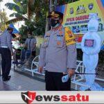 Gugah Disiplin Bermasker, Polres Pamekasan Siapkan Kranda dan Pocong Korban Covid-19