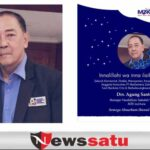 Manajer Pendidikan Sekolah Wartawan MZK Institute, Agung Santoso Meninggal Dunia